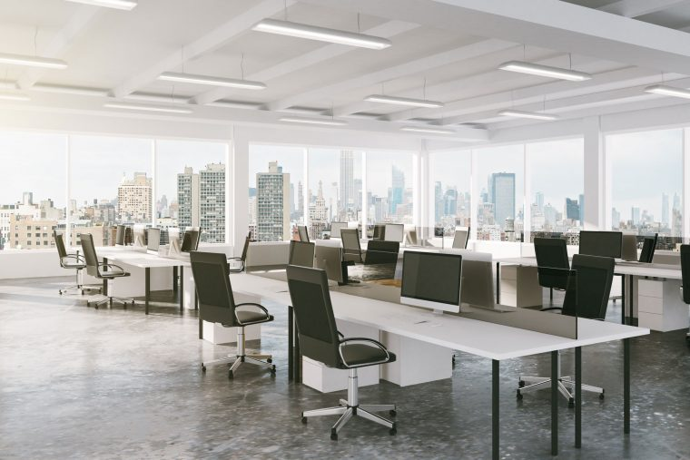 The One Stop Shop for All Your Office Renovations